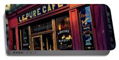 Le Pure Cafe - Paris Portable Battery Charger