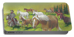 Leading The Bell Mare Portable Battery Charger