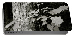 Leaf And Tree Portable Battery Charger