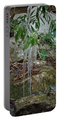 Leaf Drippings Portable Battery Charger