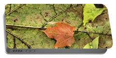 Leaf Litter Portable Battery Charger