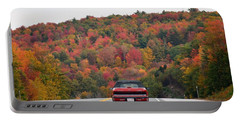 Leaf Peepers Portable Battery Charger