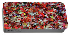 Leaf Pile Portable Battery Charger