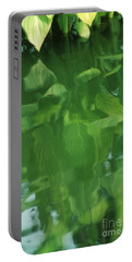 Leaf Reflections Portable Battery Charger