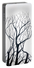 Leafless Portable Battery Charger by Edwin Alverio