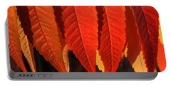 Leafy Valance Portable Battery Charger