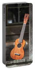 Leaning Uke Portable Battery Charger
