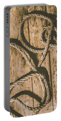 Portable Battery Charger featuring the photograph Learning The Ropes by Jorgo Photography - Wall Art Gallery