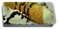 Leave The Gun Take The Cannoli Portable Battery Charger
