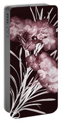 Leaves And Petals I Portable Battery Charger