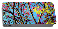 Leaves And Trees 980 Portable Battery Charger