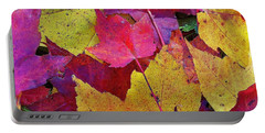 Leaves Falling Softly Portable Battery Charger