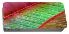 Leaves In Color  Portable Battery Charger