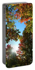 Leaves Of Change Portable Battery Charger