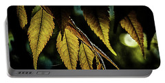 Leaves Of Green Portable Battery Charger