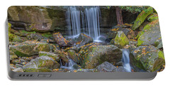 Leconte Creek Waterfall 2 Portable Battery Charger