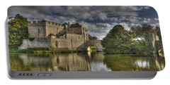 Leeds Castle Reflections Portable Battery Charger
