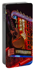 Legends Corner Nashville Portable Battery Charger