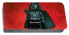 Lego Vader Portable Battery Charger