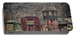 Lehigh Gorge Scenic Railway Portable Battery Charger