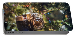 Leica Christmas Portable Battery Charger