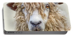 Leicester Longwool Sheep Portable Battery Charger