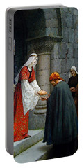 Leighton Edward Blair Charity Of St Elizabeth Of Hungary Portable Battery Charger