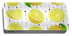 Lemon  Portable Battery Charger