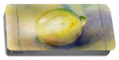 Lemon Portable Battery Charger
