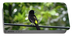 Lemon-rumped Tanager Portable Battery Charger