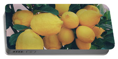 Lemon Tree Portable Battery Charger
