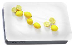 Lemons Portable Battery Charger by Lauren Mancke