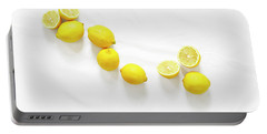 Lemons Portable Battery Charger by Lauren Mancke