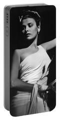 Lena Horne  Circa 1943-2015 Portable Battery Charger