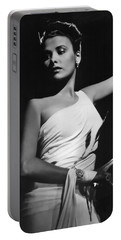 Lena Horne  Circa 1943-2015 Portable Battery Charger