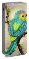 Lenten Love Bird Portable Battery Charger