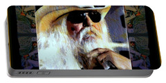 Leon Russell Rip Portable Battery Charger