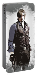 Leon S. Kennedy Portable Battery Charger