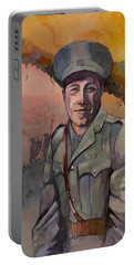 Leonard Keysor Vc Portable Battery Charger by Ray Agius