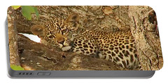 Leopard Cub Portable Battery Charger