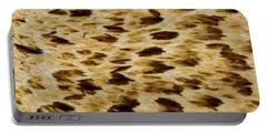 Leopard Skin - 0598 Portable Battery Charger