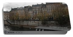 Les Jardins Du Pont Neuf Portable Battery Charger
