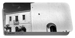 Fortified Church, Formentera Portable Battery Charger