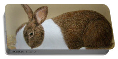Les's Rabbit Portable Battery Charger