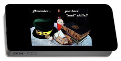 Lessons From The Mad Hatter Portable Battery Charger