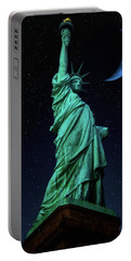 Portable Battery Charger featuring the photograph Let Freedom Ring by Darren White