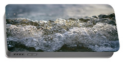 Portable Battery Charger featuring the photograph Let It Come To You by Laura Fasulo