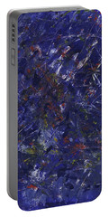 Let It Go - Panel 1 Of Triptych Portable Battery Charger