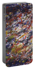Let It Go - Panel 2 Of Triptych Portable Battery Charger