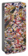 Let It Go - Panel 3 Of Triptych Portable Battery Charger